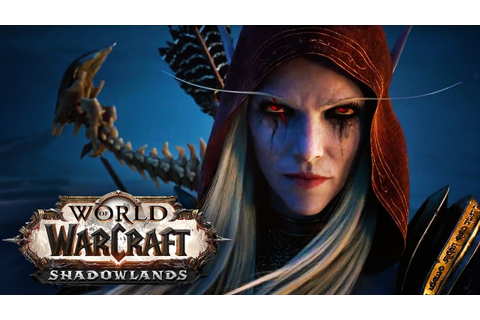 World of Warcraft: Shadowlands - Official Cinematic Reveal ...