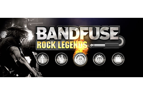 Bandfuse: Rock Legends Reviews