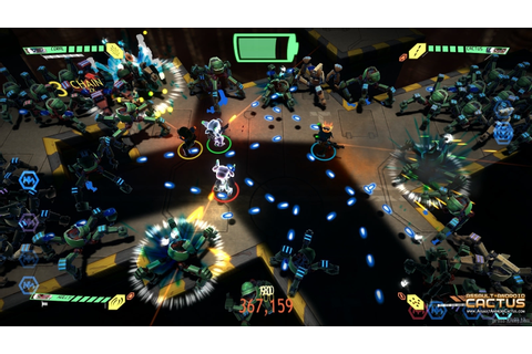 Assault Android Cactus - Gameinfos | pressakey.com