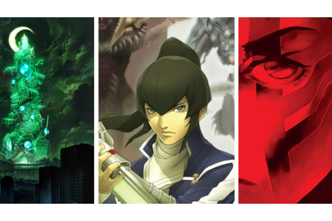 The Shin Megami Tensei Games You Should Play After Persona ...