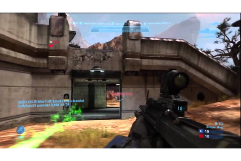 Halo Reach: Slayer Pro On Powerhouse [GAME 1 OF 12 ...