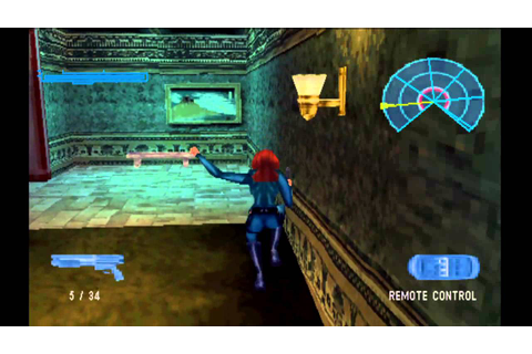 Ps1 game: Danger Girl P14 - YouTube