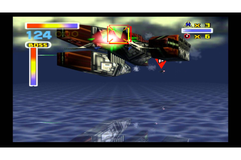 Retro Respawn – Star Fox 64/Lylat Wars - Gaming Respawn