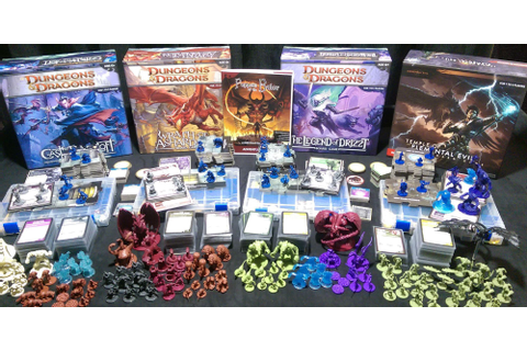 The Best Dungeons & Dragons Board Games | CBR