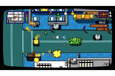Retro City Rampage DX - PS4 Review - PlayStation Country