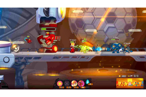 Awesomenauts System Requirements | pc-android games system ...