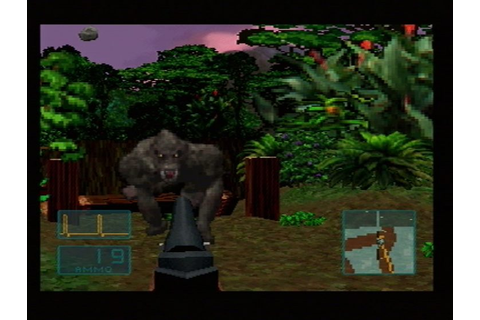 Dan Geeks Out: Video Game Review #229: Congo The Movie ...
