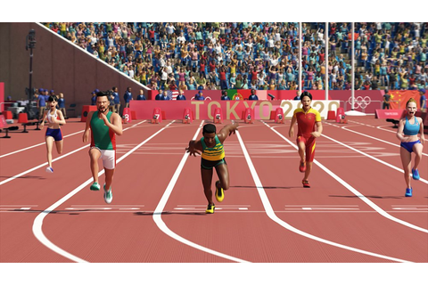 Olympic Games Tokyo 2020: The Official Video Game Review ...