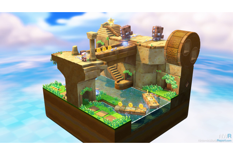 Captain Toad: Treasure Tracker Hands-on Preview - Hands-on ...