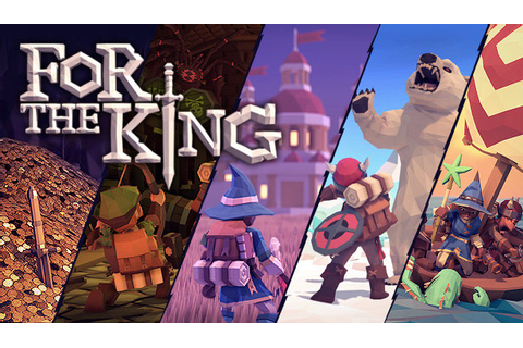 For The King | Best Steam games only on Indiegala Store