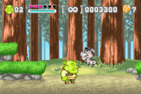 Shrek: Hassle at the Castle Screenshots | GameFabrique