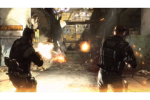 Army of TWO Le Cartel du Diable Bande Annonce - YouTube