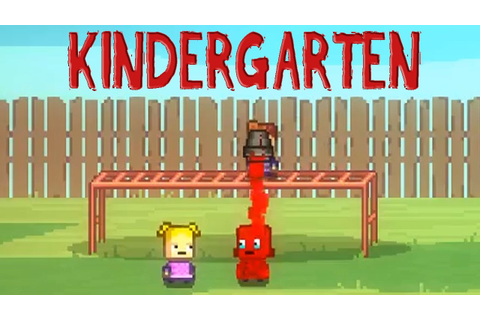 Kindergarten - POOR LILLY #2 (Early Access Game - CINDY ...