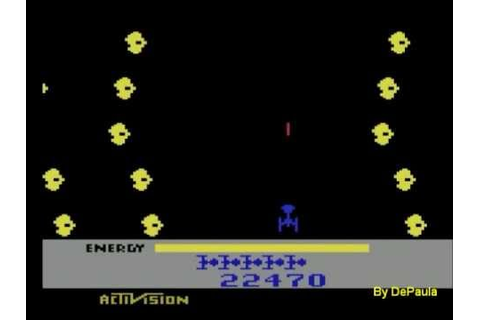 Megamania (Atari 2600) - YouTube