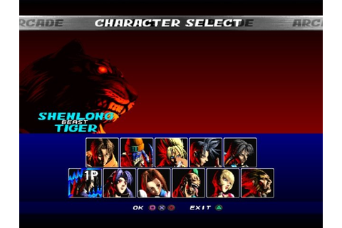 [PS] Bloody Roar 2 : Bringer of the New Age [1999 ...