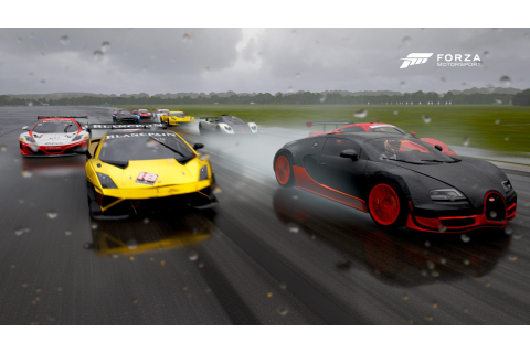 Forza Motorsport 6: Apex Free To Play On Windows 10 ...