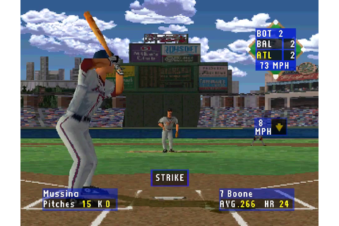 High Heat Baseball 1999 Download Game | GameFabrique