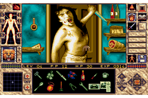 Download Elvira II: The Jaws of Cerberus - My Abandonware