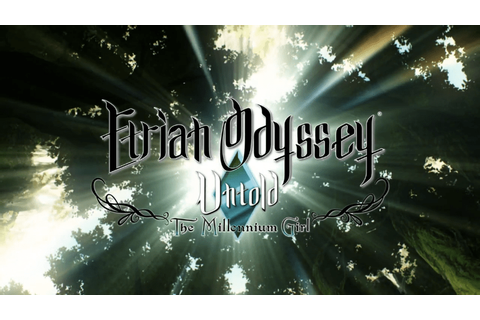 Etrian Odyssey Untold: The Millennium Girl Available Now ...