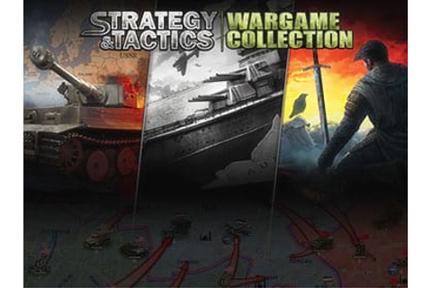 Strategy and Tactics: Wargame Collection Free