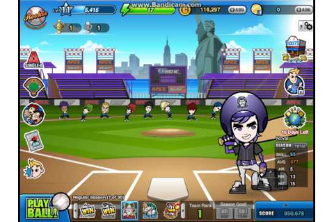 Cheat Baseball Heroes New (23 March 2013) Work ...