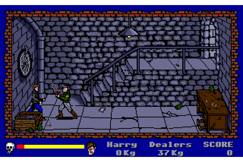 Manhattan Dealers (1988) Atari ST game