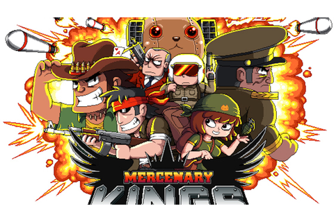 Mercenary Kings by Tribute Games —Kickstarter