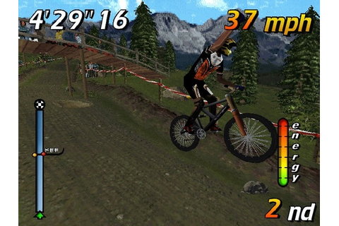 No Fear Downhill Mountain Biking - Anteprima PC - Gamesurf.it