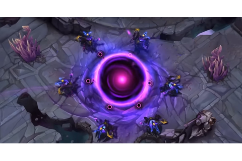 The new Dark Star game mode coming to League of Legends ...