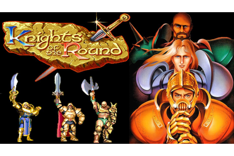 Knights of the Round (Arcade/SNes) - Análise - YouTube