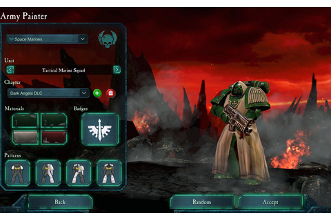 Warhammer 40,000: Dawn of War II Retribution - Dark Angels ...