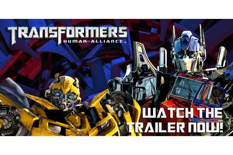 A Closer look at the Transformers: Human Alliance Arcade ...