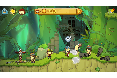 Amazon.com: Scribblenauts Unlimited - Nintendo 3DS: Whv ...