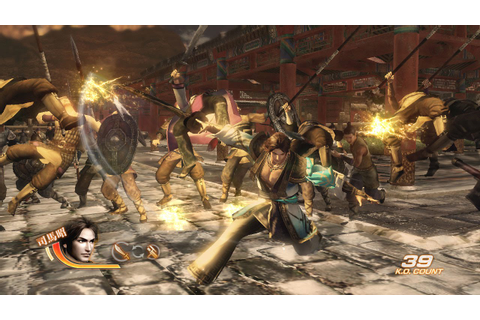 Dynasty Warriors 7 Review | -{Ziedrich's Blog}-