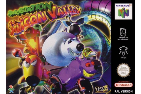 Space Station Silicon Valley ROM - Nintendo 64 (N64 ...