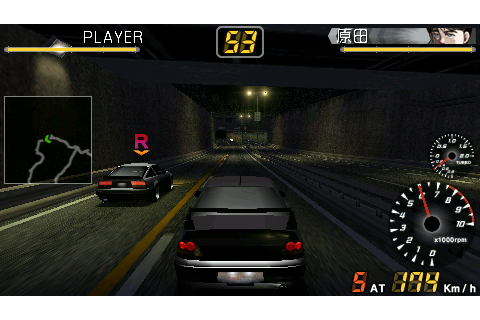 Chokocat's Anime Video Games: 2136 - Wangan Midnight (Sony ...