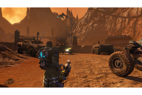 Red Faction Guerrilla Re-Mars-Te-Red Could Be Launching on ...
