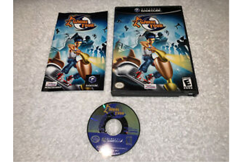 Whirl Tour (Nintendo GameCube) Original Release Game ...