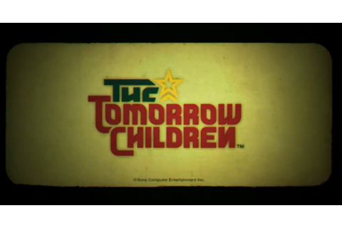 The Tomorrow Children Game Logo - The Sandbox Games DB