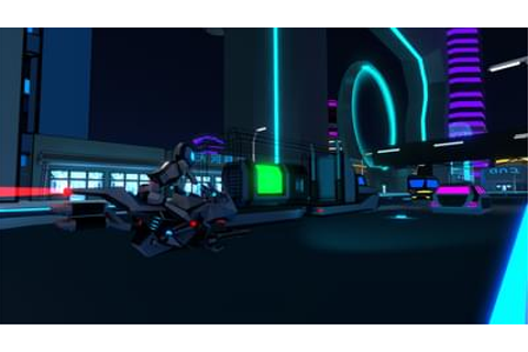 Cyber Cycle by RoyalPotatoStudio - Game Jolt