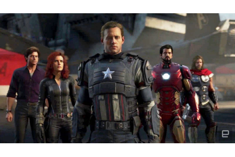 The Marvel's Avengers game arrives May 15th, 2020 | Engadget