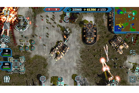 Machines at War 3 RTS - Android Apps on Google Play