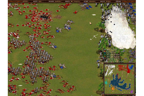 Cossacks: The Art of War PC Review | GameWatcher