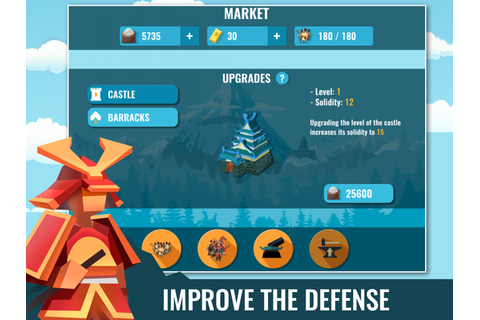 Samurai: War Game | Download APK for Android - Aptoide