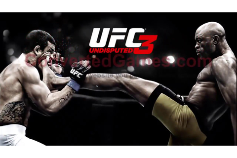 UFC 3 PC Version Full Download EA Sports Undisputed 3 PC ...