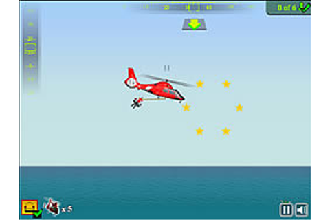 Coast Guard Helicopter Game - Play online at Y8.com