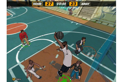 FreeStyle Street Basketball - MMOGames.com