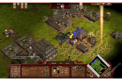 Age of Mythology EX: Tale of the Dragon - Download Free ...