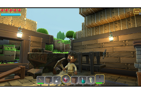 Portal Knights announced by 505 Games | GameWatcher