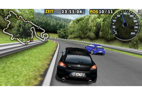 VW Scirocco R Racing Game | iPhone Application - Freshness Mag